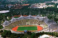 Germany _ Munich _ Olympic stadium