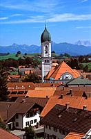 Germany _ Bavaria _ Nesselwang