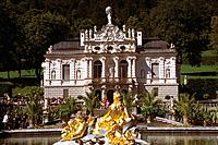 Germany _ Bavaria _ Linderhof Castle