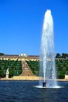 Germany _ Berlin _ Potsdam _ Sanssouci Castle