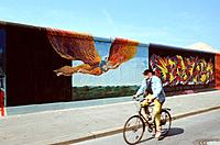 Germany _ Berlin _ Wall _ East Side Gallery