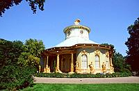 Germany _ Berlin _ Postdam _ Sanssouci _ Chinese tea house