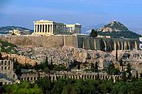 Greece _ Athens _ Acropolis