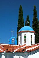 Greece _ Central Greece _ Deofina Chapel