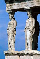 Greece _ Athens _ Acropolis _ Erechteion _ Caryatids