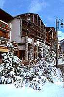 Mountain _ Val d'Isere _ Building