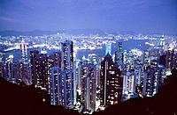 Hong_Kong _ the Peak _ the Marboveg _ Kowloon