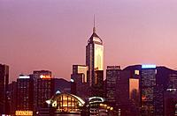 Hong_Kong _ Central district