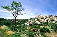 France _ Pyrenees Orientales _ Village d'Eus