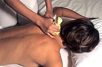 Spa _ Body massage _ Herbal pack