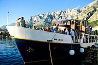 Croatia _ Makarska _ Port