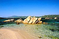 Italy _ Sardinia _ North Region _ Costa Smeralda _ Arzachena _ Capriccioli