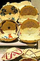 Italy _ Sardinia _ North Region _ Craft industry _ Basketry craft industry