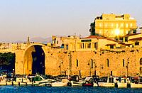 Greece _ Crete _ Rethymnon _ Arches of Arsenali