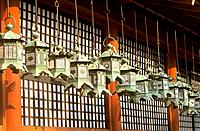 Japan _ The west of Honshu _ Nara _ Kasuga Taisha Sanctuary