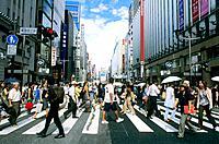 Japan _ Tokyo _ Ginza District