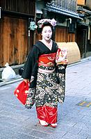 Japan _ Kyoto _ Gion District _ Geisha