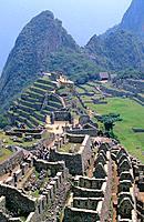 Peru _ Machu Picchu