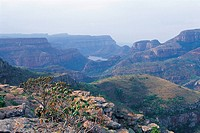 Blyde River Canyon,Drakensberg,Republic Of South Africa