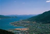 Hallyo Haesang National Park,Gyeongnam,Korea