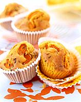 Carrot and cumin muffins (thumbnail)