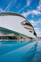 Calatrava,Opera House,Valencia,Spain