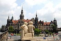 Dresden, castle Zwinger