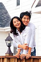 Young Korean Couple