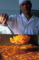 Candied Orange, Myrina , Lemnos, Northeastern Aegean, Greece