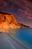 Porto Katsiki beach Lefkada, Ionian Islands, Greece