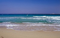 Glyfada Beach, Greece: Cyclades: Naxos