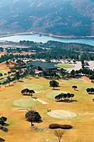 Golf Course,Sokcho,Gangwon,Korea