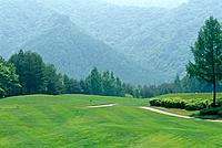 Yongpyong Country Club,Pyongchang_gun,Gangwon,Korea