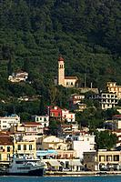 Greece, Ionic islands, island zakynthos, Zakynthos city, city view, Europe, destination, Mediterranean, Mediterranean_island, island_capital, lake,por...