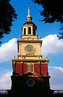 Independence Hall. Philadelphia. Pennsylvania, USA
