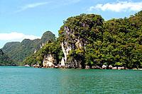 Pulau Langkawi island, Langkawi. Malaysia