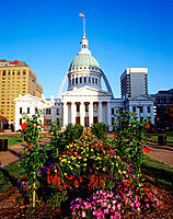 State Capitol Building. St. Louis. Missouri. USA