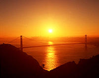 Golden Gate Bridge. San Francisco. CA. USA