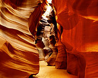 Antelope Canyon. Arizona. USA