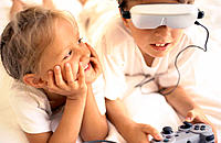 Virtual Reality, Interest, Leisure