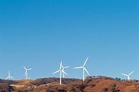 Daegallyeong Wind Power Generation Plant,Daegwallyeong,Gangwon,Korea
