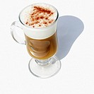 Latte with Cinnamon