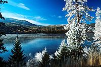 Lower Thompson Lake _ Montana _ USA