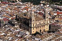 Catedral de Jaén.Arquitectura renacentista,barroca.Andalucía.España.