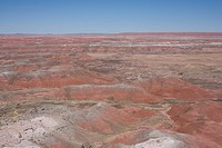 Painted Desert,Arizona.