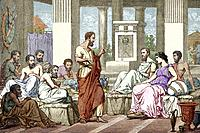 The Seven Sages of Greece. The traditions of Ancient Greece named seven philosophers and statesmen from the 7th and 6th centuries BC as the wisest of ...