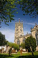 St Mary´s church, Warwick, England, UK