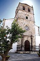 Church of Santa Maria del Castillo, Olivenza. Badajoz province, Extremadura, Spain