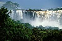 Garganta del Diablo, Devils Throat, Iguacu Falls, Waterfalls, Misiones, Argentinien, South America