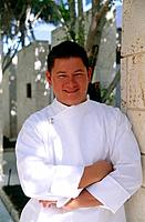 Executive Chef Sean Hergatt, Restaurant Setai at Hotel Setai, South Beach, Miami, Florida, USA